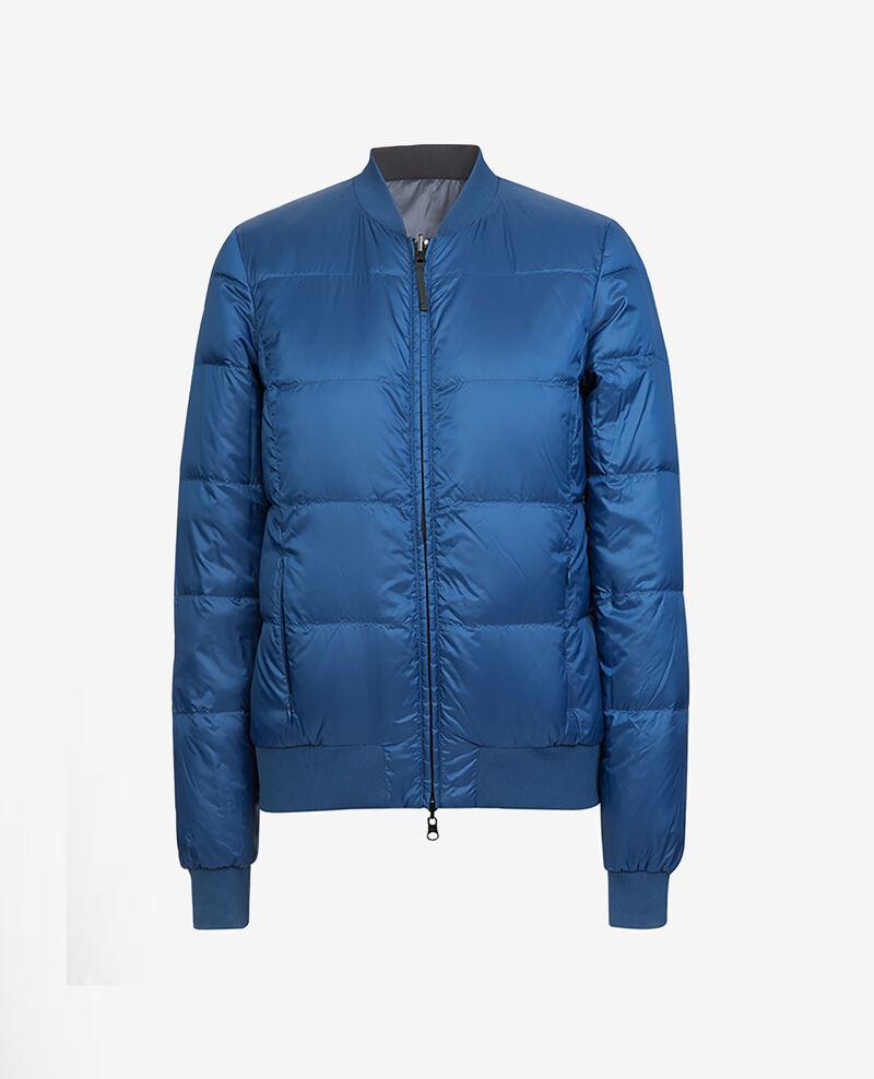 Reversible Down Jacket | ONLINE EXCLUSIVE Noir/bleu de prusse Vendome