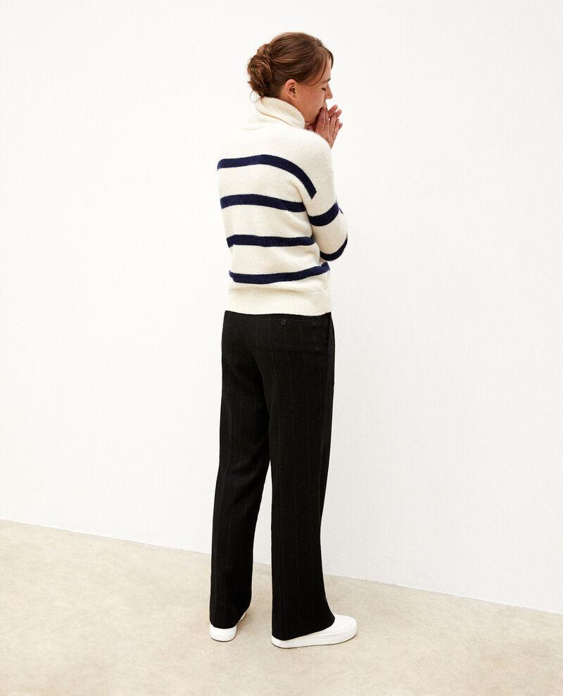 Loose fit trousers Black Gorgonie