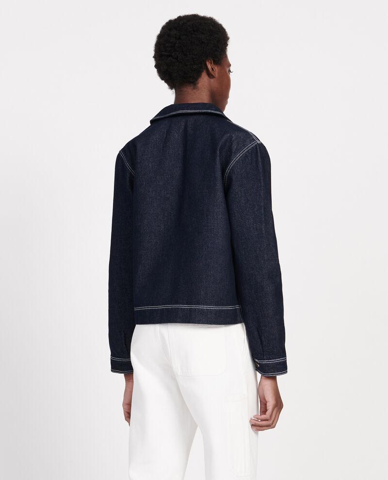 Denim jacket Denim rinse Lalora