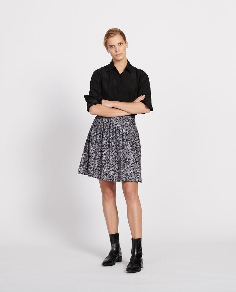 Skirt Feuillage maritime cream Lussac