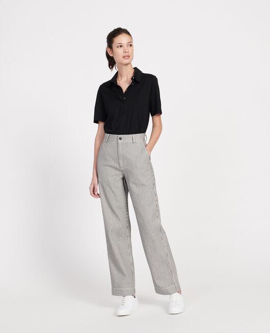 Painters trousers DENIM STRIPES