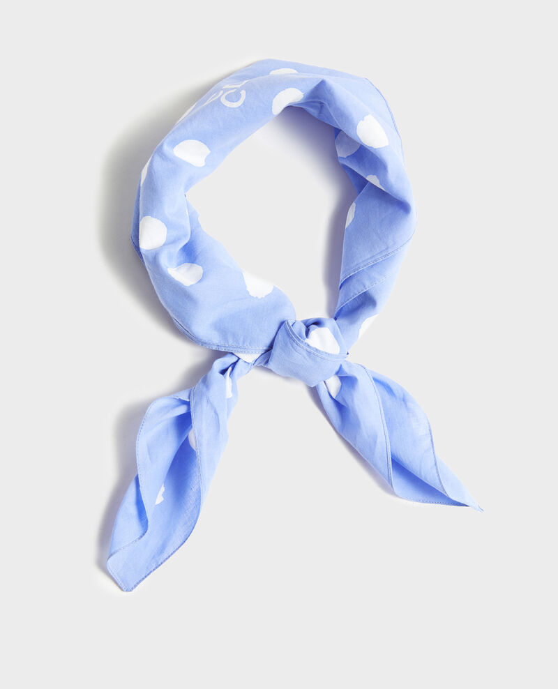 Cotton scarf Persian jewel Lury