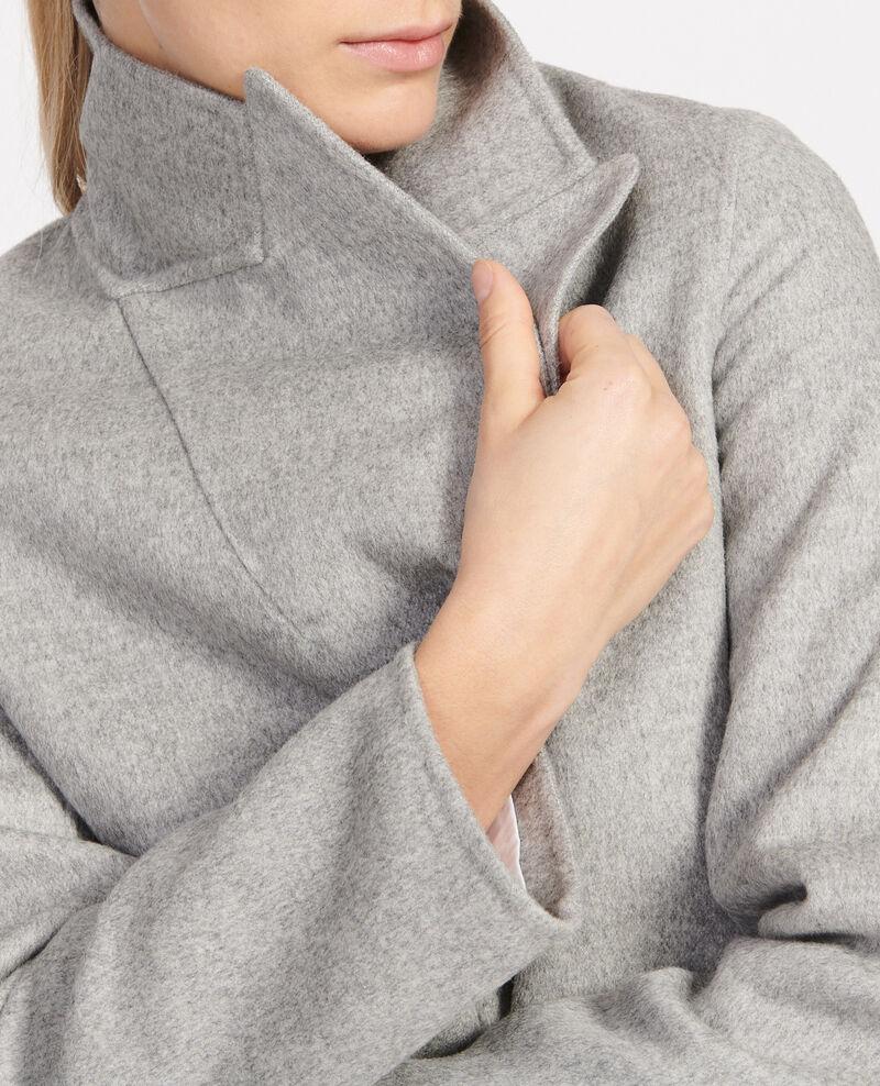 Short coat Light grey Lintot