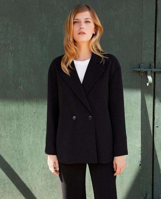 Tailored blazer NOIR