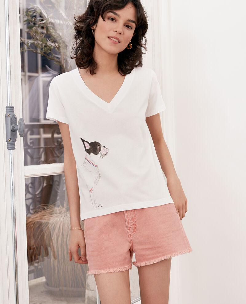 Léon T-shirt Off white Flynn