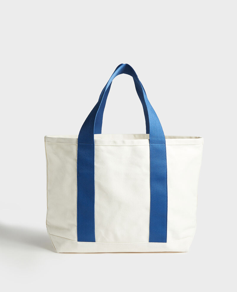 Canvas bag Gardenia Laouenan