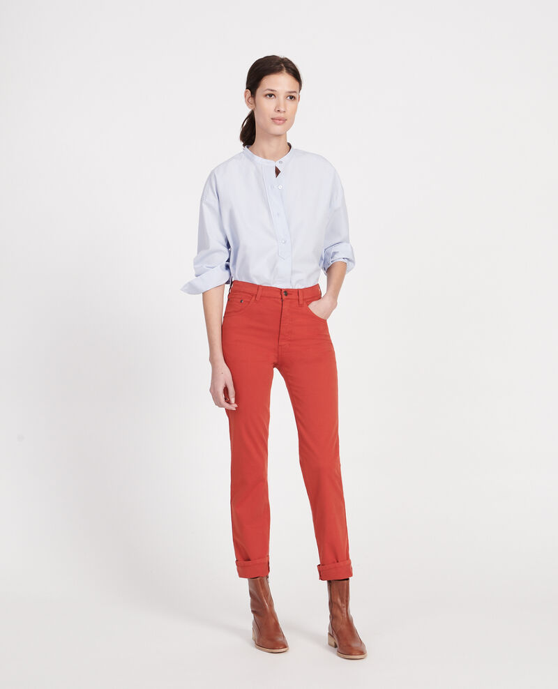 Straight-leg trousers Ketchup Lozanne