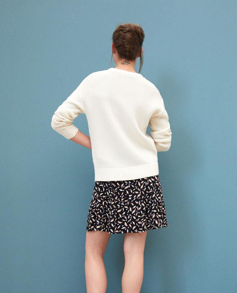 Frilly skirt Black Gerry