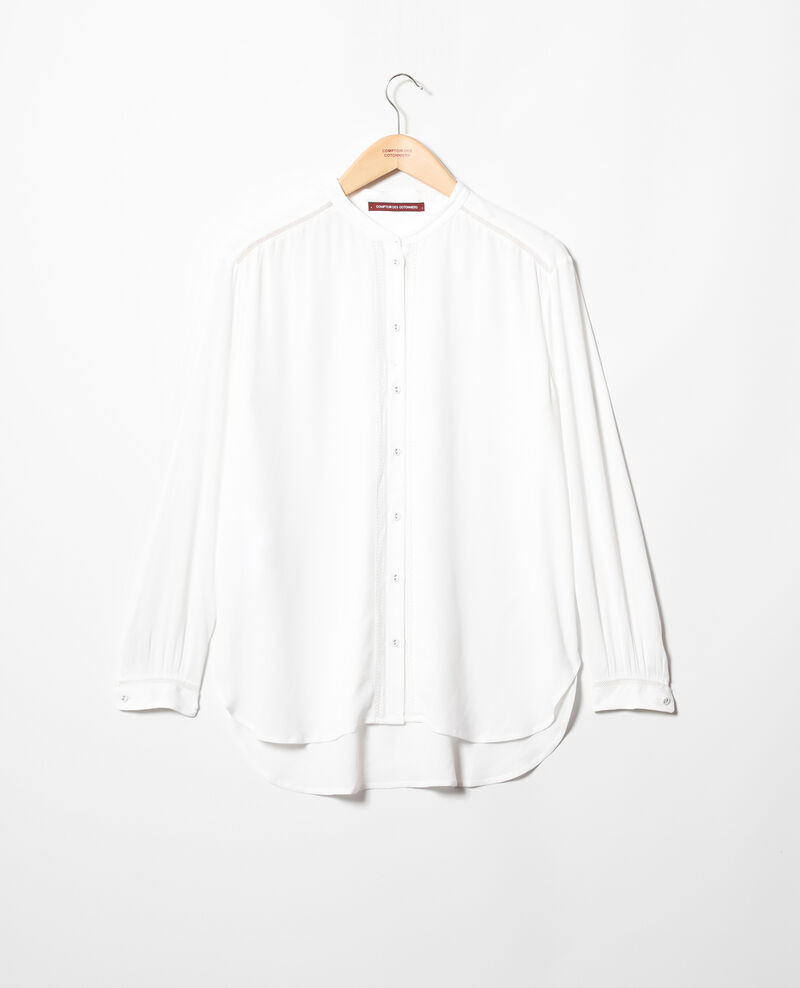 Straight-cut tunic Off white Giluce