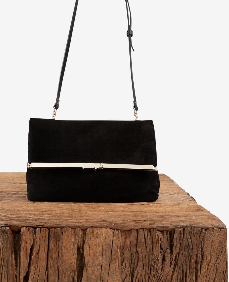 Leather bag Noir Facilebis