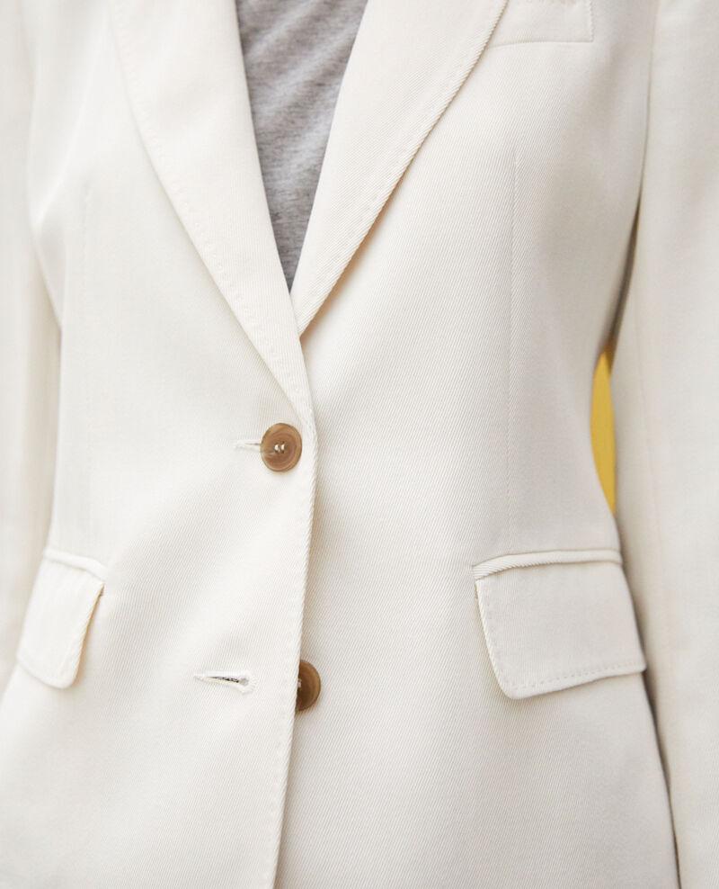 Classic blazer Blanc Itonnier