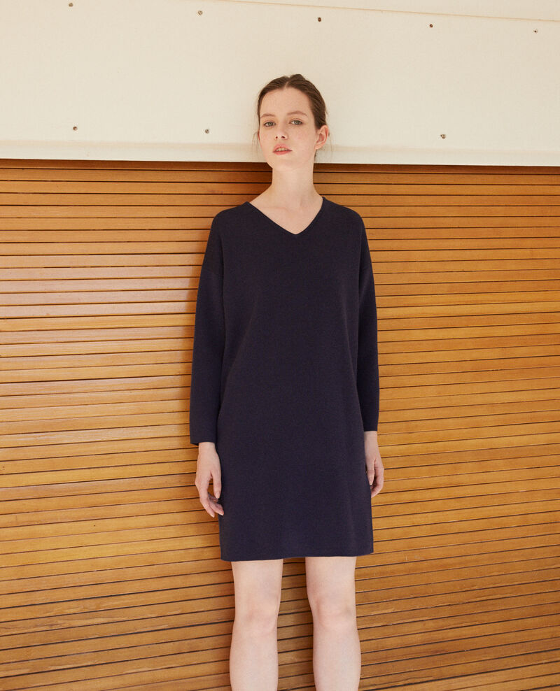 Double-sided dress Blue Guislaine