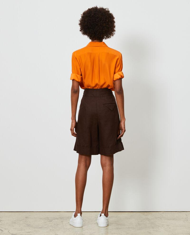 Linen shorts Mole Laudi