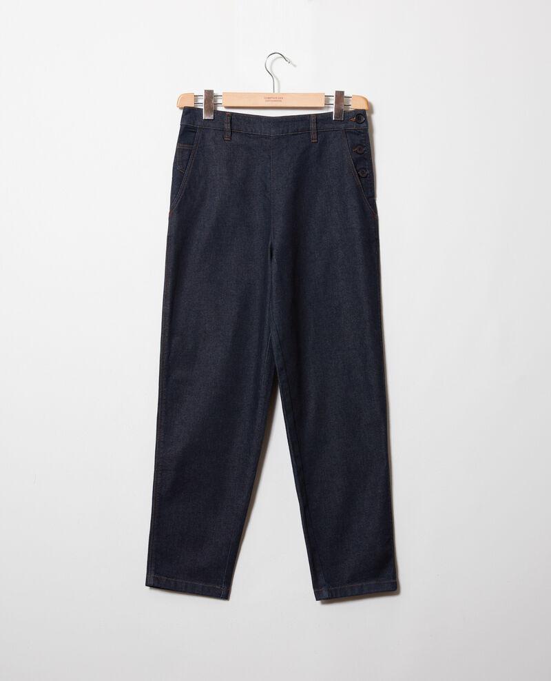 Fashion-fit jeans Rinse Jiskoli