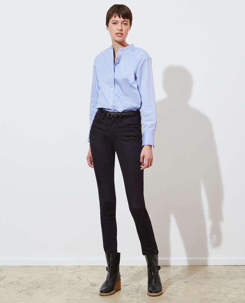 DANI - SKINNY - 5 pocket jeans Night sky Mozakiny