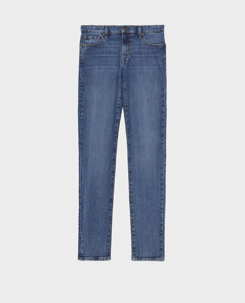 LILI - SLIM - 5 pocket jeans Denim medium wash Mandro