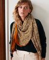 Leopard print scarf Thai curry Jeop