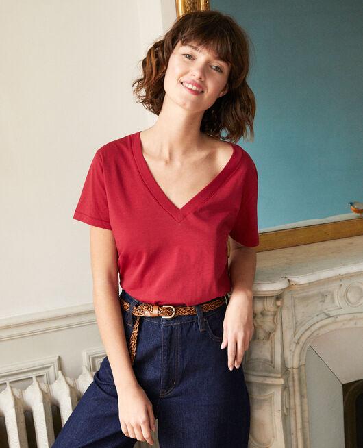 Léon T-shirt RIO RED