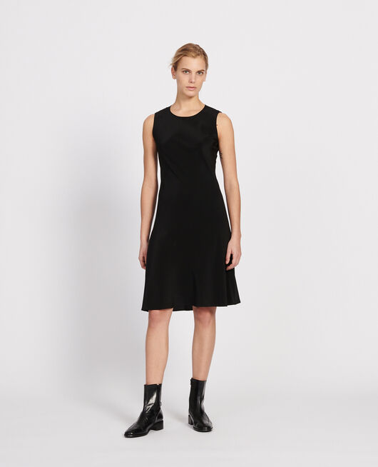 Loose dress BLACK BEAUTY