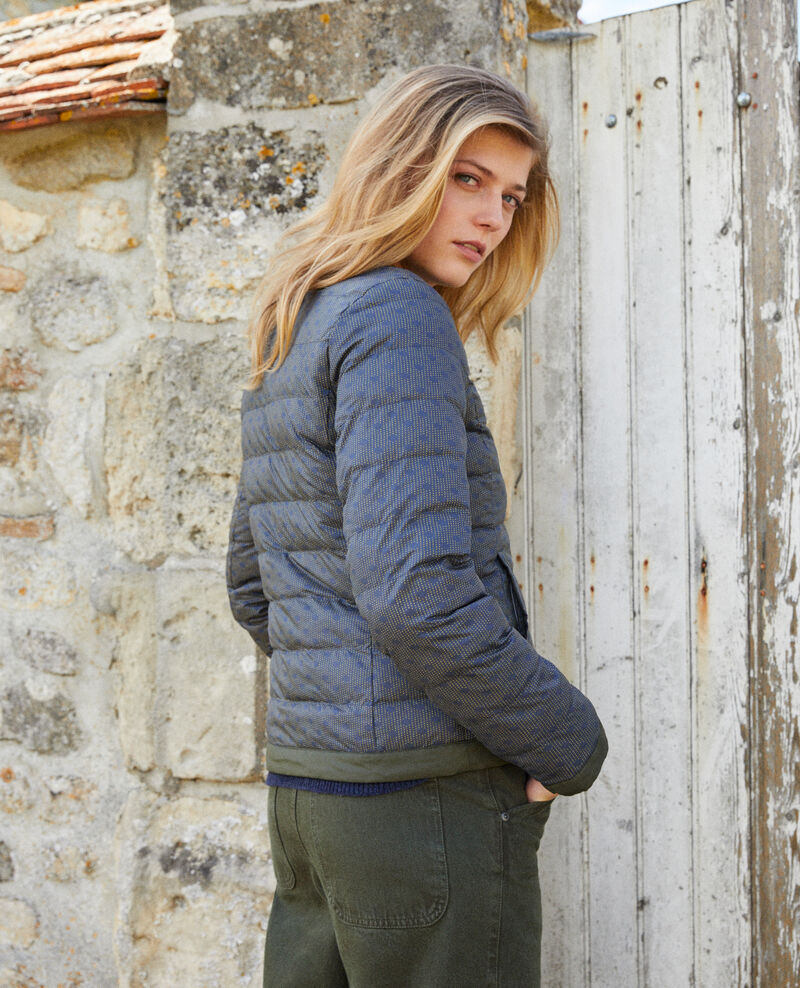 Iconic Mademoiselle Plume down jacket  Dr og/deep de Jillopa