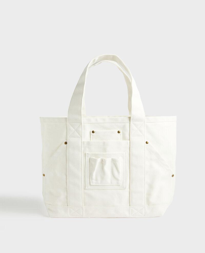 Canvas bag Gardenia Lutile