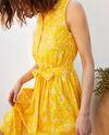 Plunge dress Primula sy Icranelle