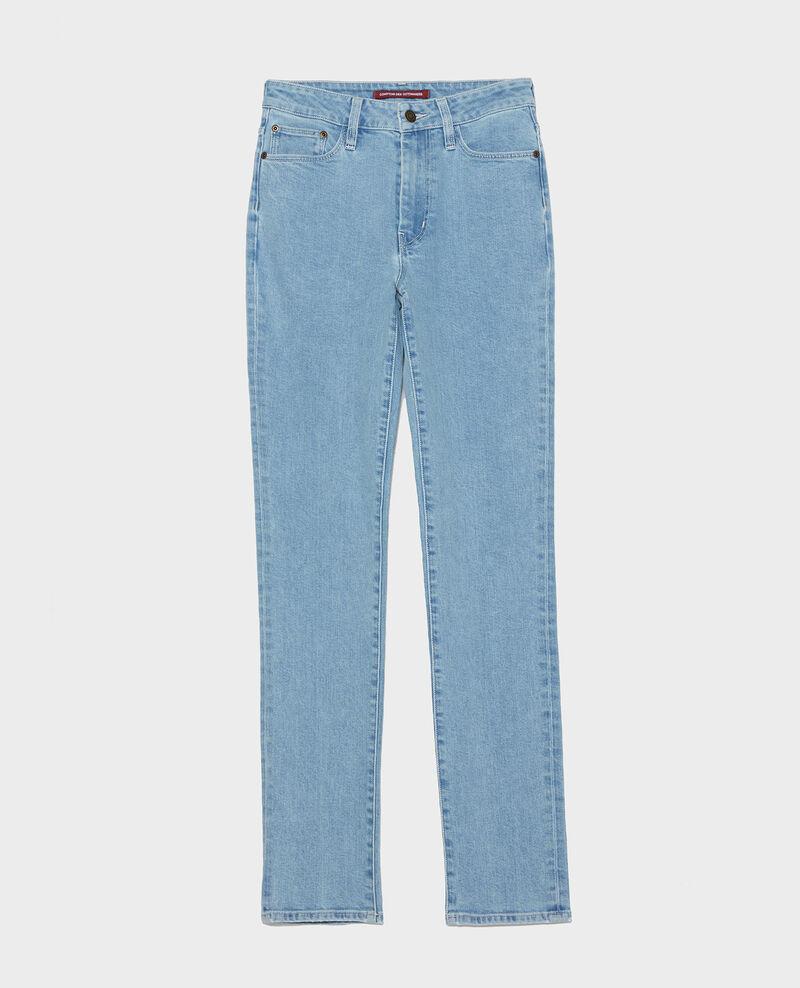SLIM HIGH RISE - Vintage wash jeans Denim vintage wash Linxe