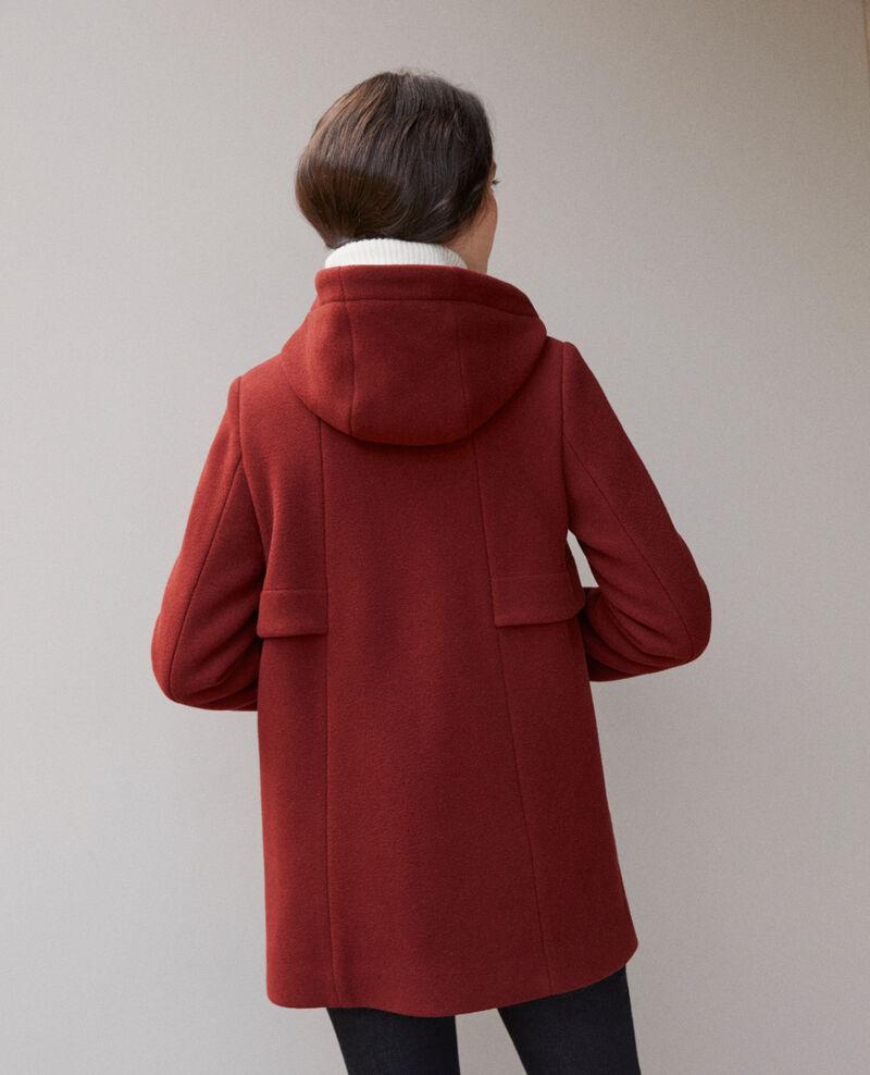 Hooded coat  Velvet 9balex