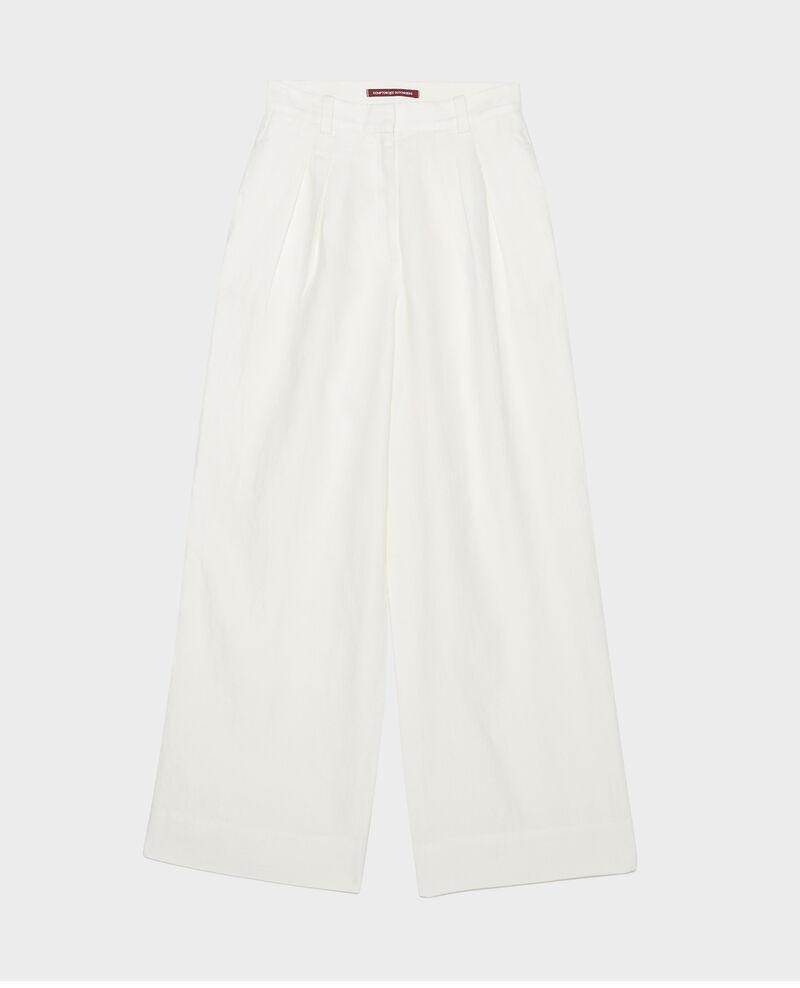 Linen trousers Gardenia Lafare