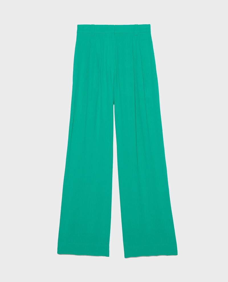 Loose trousers Golf green Logance