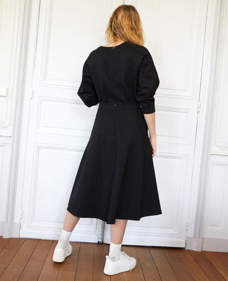 Long-sleeve t-shirt Noir Jitopi