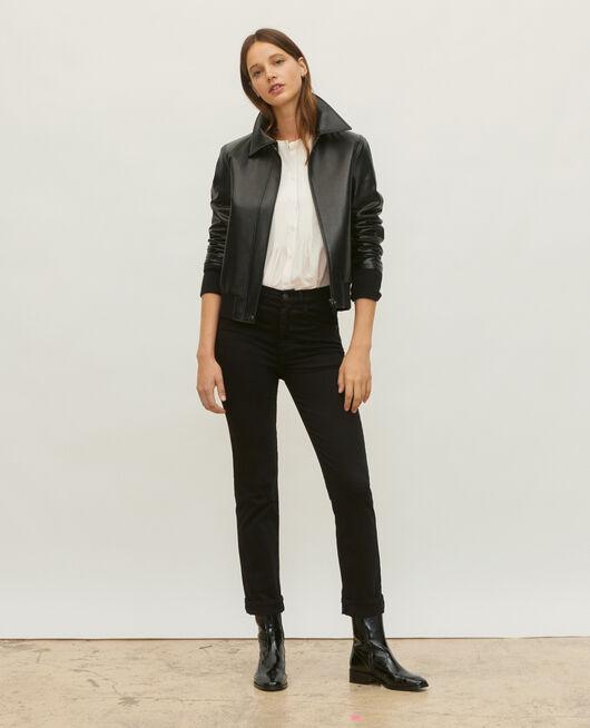 Straight-cut jeans BLACK BEAUTY