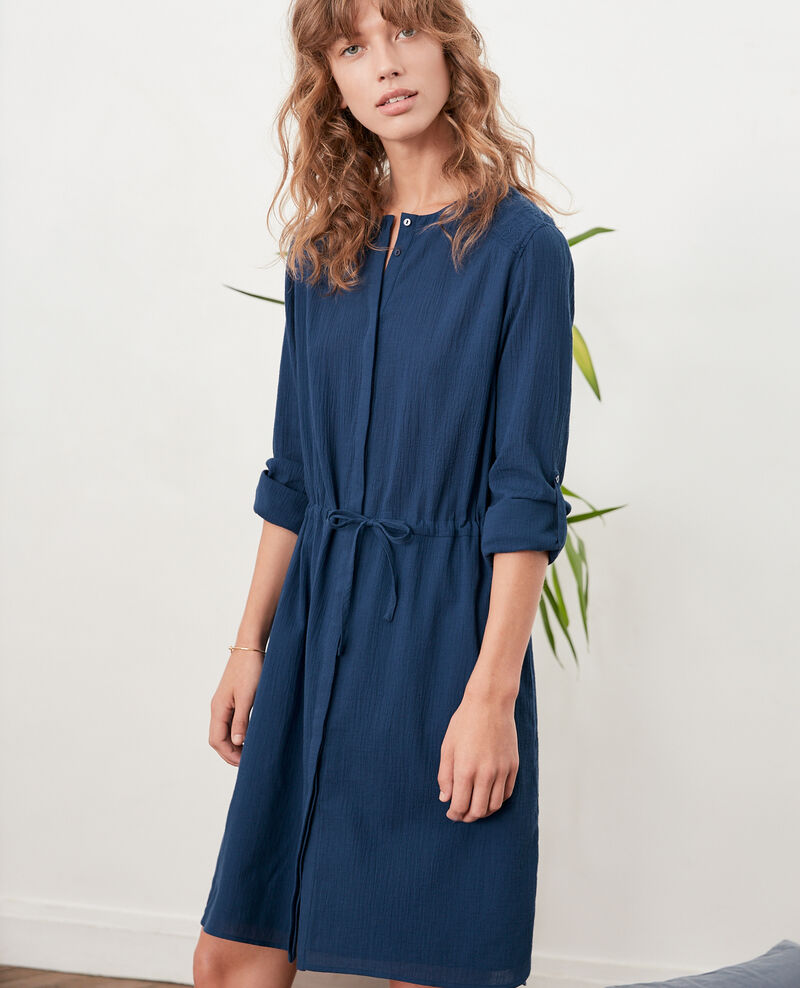 Tunic dress Indigo Feographie