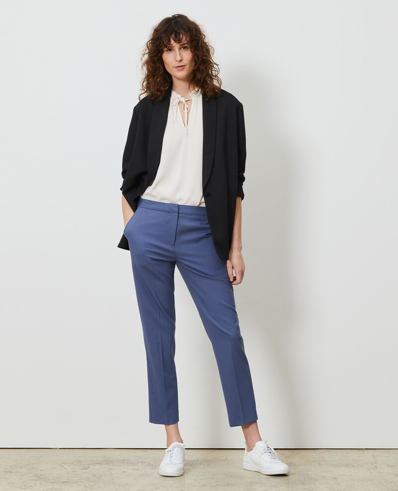 7/8 slim fit trousers MARGUERITE Infinity Nokeasy