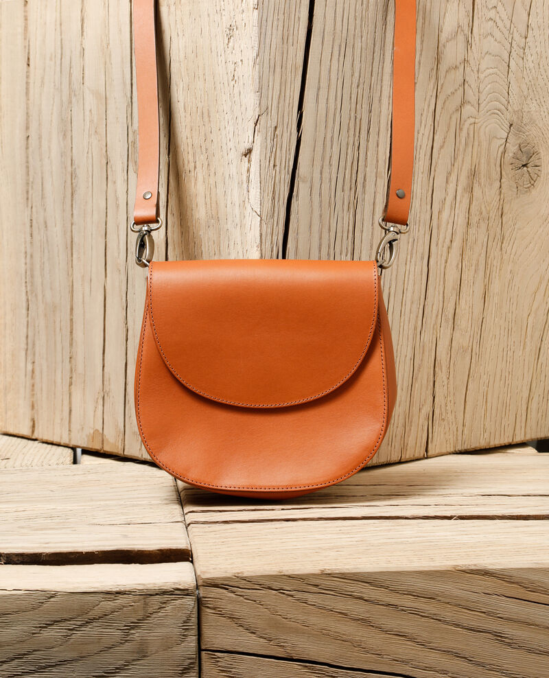 Messenger bag or belt bag Brown Gesace