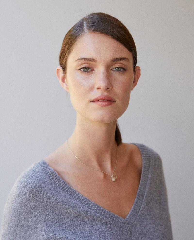 Cashmere jumper Grey Guerin