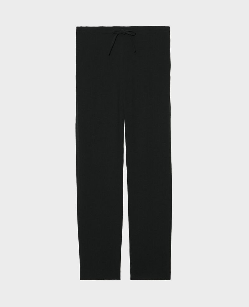 Smart tapered trousers Black beauty Marca