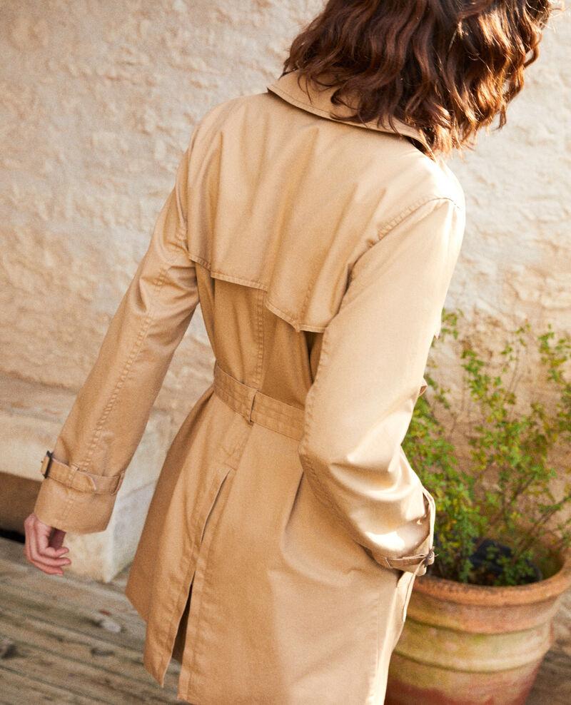 Timeless trench coat Safari beige Isore