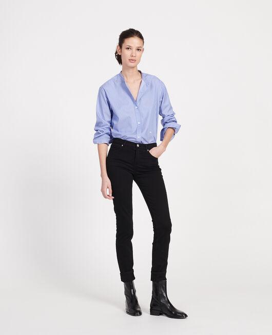 Slim fit jeans NOIR