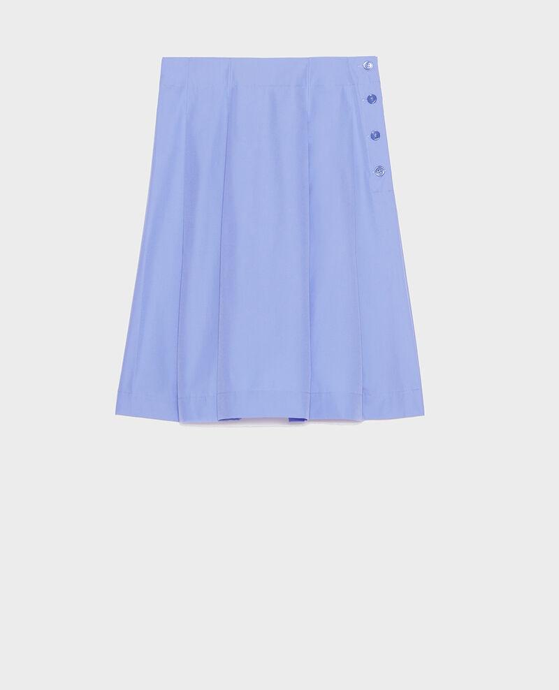 Cotton skirt Persian jewel Listille