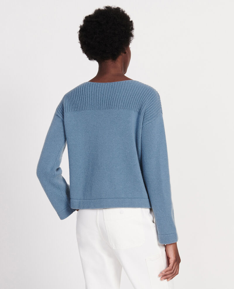 Wool and cashmere jumper Bluestone Lalane