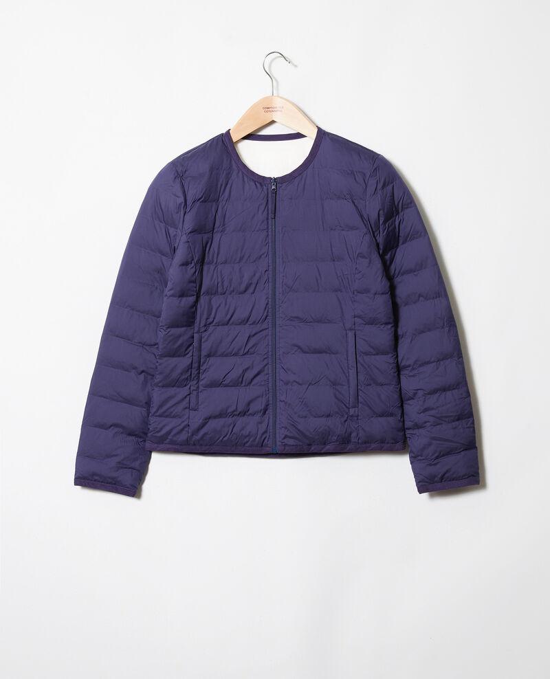 Iconic puffer jacket Eb/off white Jillopou