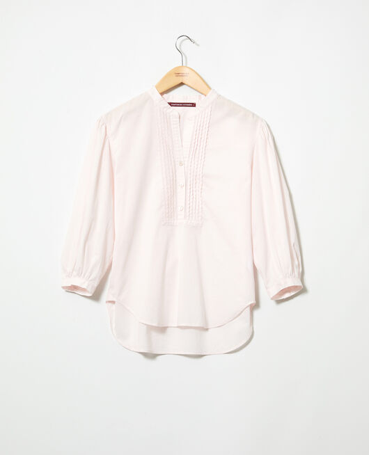 Yoke blouse PINK