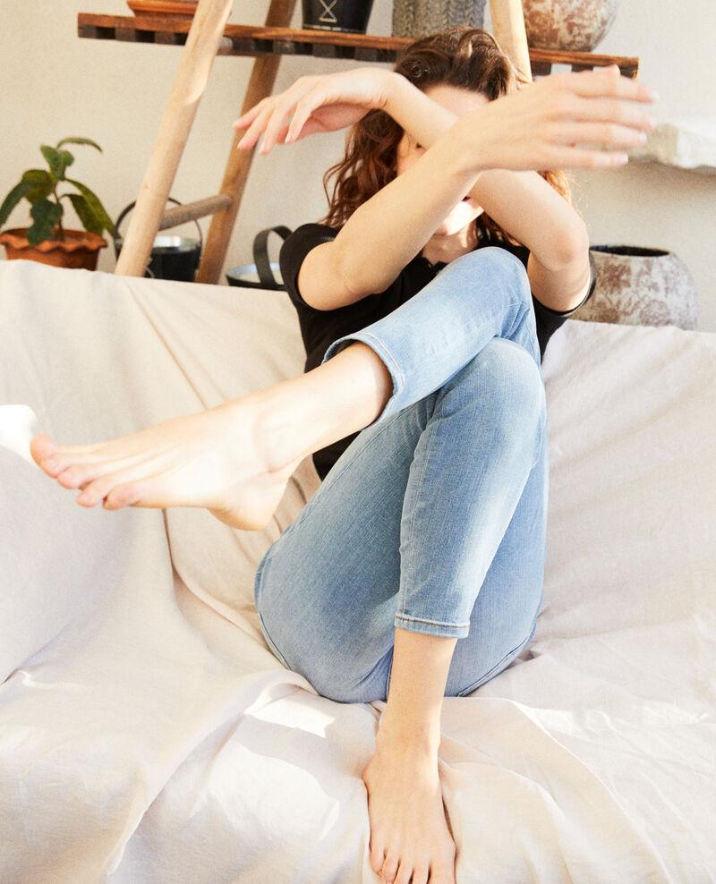 7/8 skinny jeans Indigo wash Iski