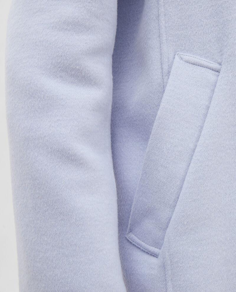 Double-sided wool pea coat Heather Lintot