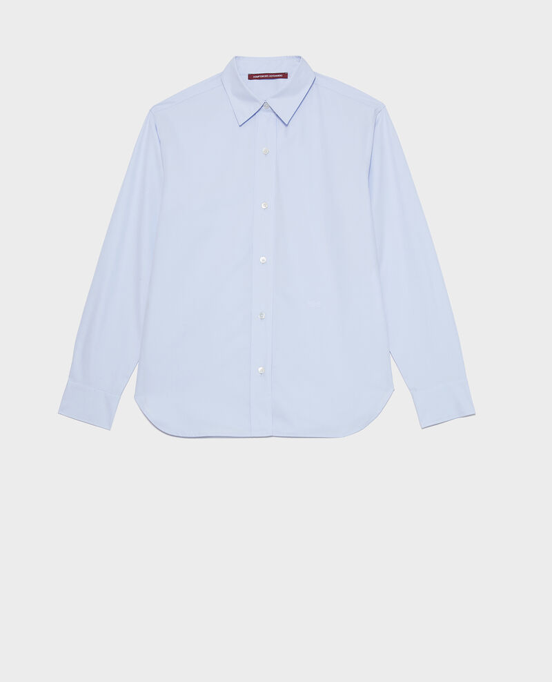 Classic poplin shirt Heather Lynda