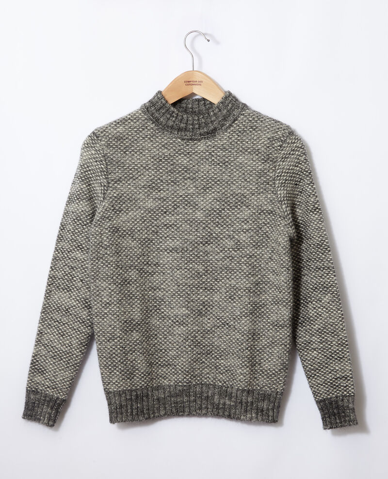 Turtleneck jumper Grey Gretel