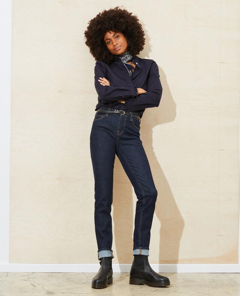 LILI - SLIM - 5 pocket jeans Denim rinse Pandrinsa