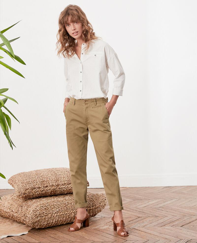 Chino-style jeans Mastic Fayonne