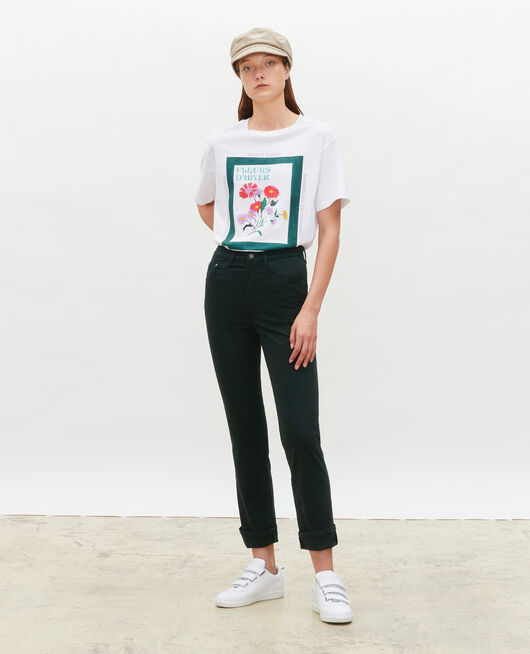 Skinny 5 pocket jeans SCARAB